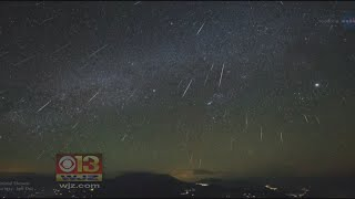 Geminid Meteor Shower Peaks Tonight, Expected To Be Year's Best