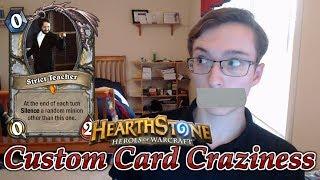 Custom Card Craziness #5 Zero Mana Legendaries