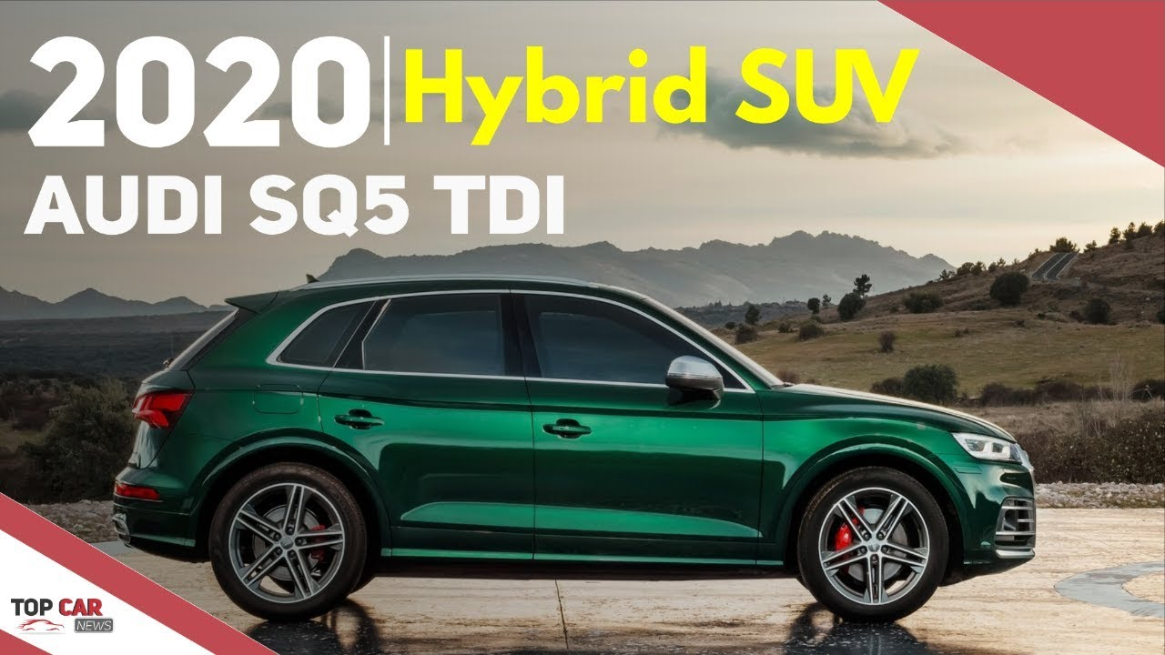 2020 audi sq5 tdi  interior and exterior  youtube
