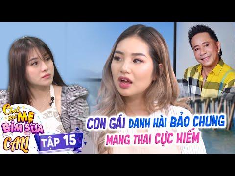 Chat Với Mẹ Bỉm Sữa Cali|Tập 15: Con Gái Danh Hài Bảo Chung, 18 Tuổi Rơi Vào 1% Mang Thai Cực Hiếm