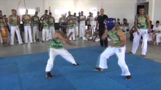 2ª Copa Capoeira Fight Brumado - BA 2013 Melhores Momentos, Grupo Topázio.