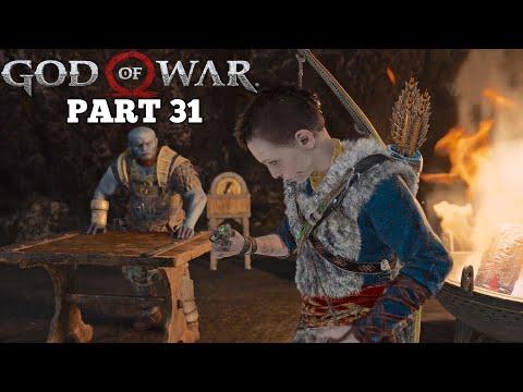 DEUS EX MALACHITE | GOD OF WAR 4 WALKTHROUGH PART 31