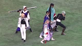 刀剣乱舞 - ミュージカル『刀剣乱舞』 × 読売ジャイアンツ コラボナイター 2018/09/11