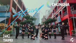 [KPOP IN PUBLIC]CHUNG HA 청하 'Stay Tonight' 커버댄스 DANCE COVER BY 4MINIA TAIWAN[4K]