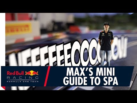 Max's Mini Guide to Spa