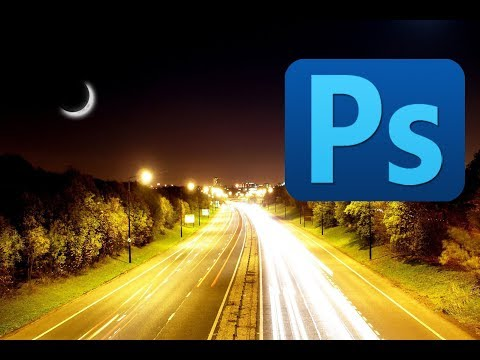 How To Create a Crescent Moon in Photoshop