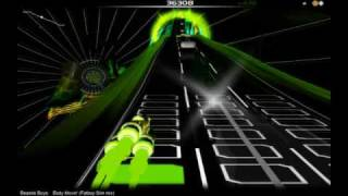 Audiosurf - Body Movin