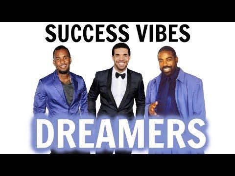 Les Brown - Dreamers | SUCCESS VIBES (Motivational Music)