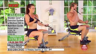 Wonder Core 2 Exercise System | HSN
