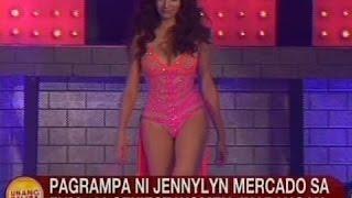 UB: Pagrampa ni Jennylyn Mercado sa FHM 100 sexiest women, inabangan
