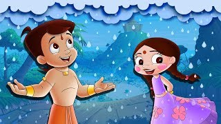 Chhota Bheem | Monsoon in Dhol..