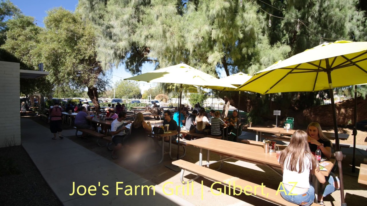 The Farmhouse Restaurant Gilbert Joe S Farm Grill Gilbert Az Usa