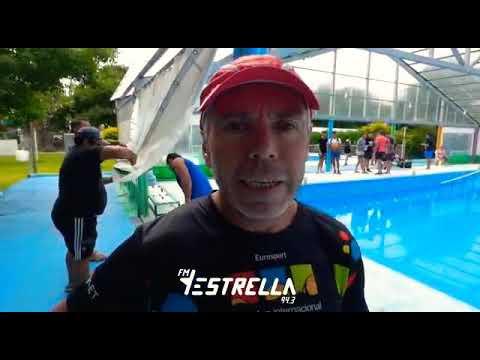 Primer triatlón  en Bovril Entre Rios