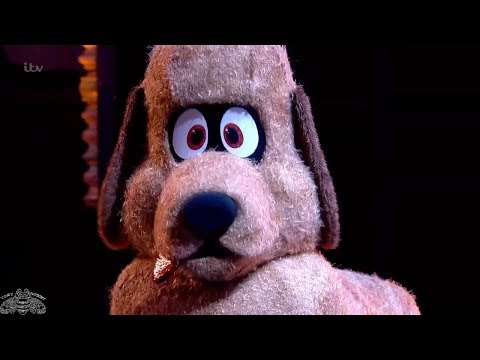 Britain's Got Talent 2018 Dudley The Dancing Dog Full Audition S12E07