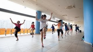 Jurong West Sports and Recreation Centre Open House