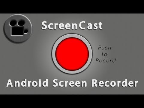 How To Download Screencast Video Recorder For Free (Don't Need License) --- Fast & Easy --- AnDroid