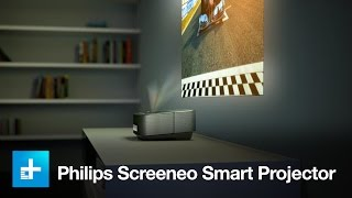 Philips Screeneo Projector - Review