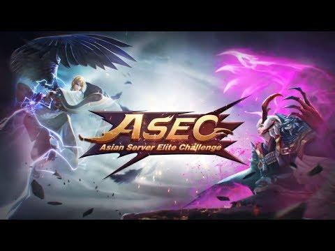 Not Now vs Kimi Tomodachi Game 2 - Asian Server Elite Challenge: SEA Division