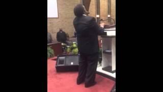 pastor bernard mitchell aka mississippi mitchell