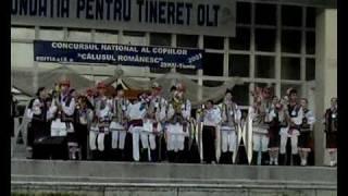 ANSAMBLUL FOLCLORIC RAPSODIA IASI-ROMANIA, Suita de dansuri Caiuti