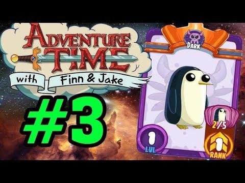 Adventure Time Champions - Giờ Phiêu Lưu - CHIM CÁNH CỤT BÓNG TỐI Penguin Tập 3
