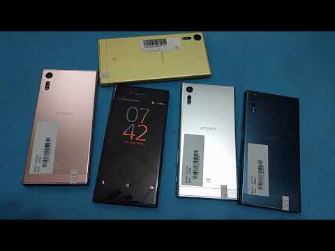 TES ANTI AIR SONY XPERIA TANPA DICELUPIN KE AIR.