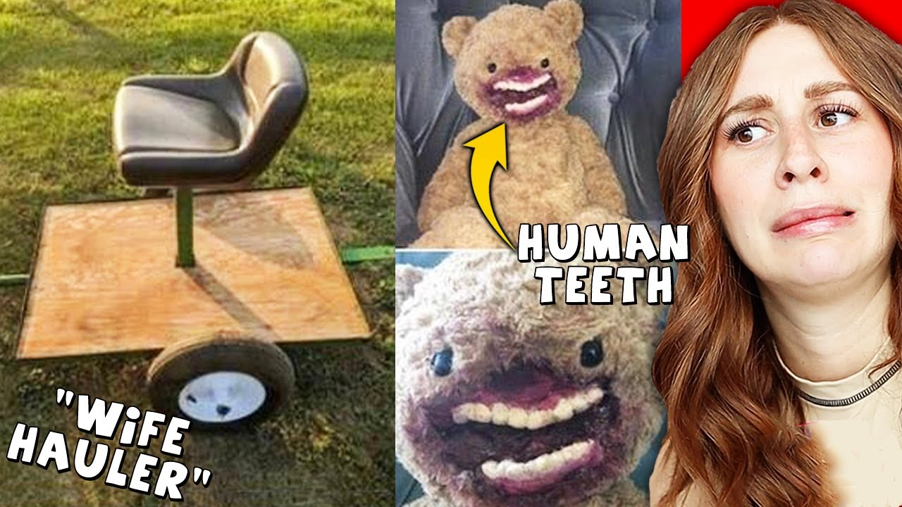 WTF Things Being Sold On Social Media - REACTION