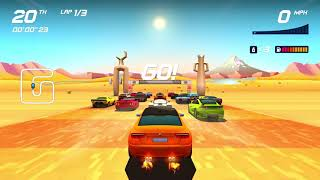 Horizon chase turbo- Switch