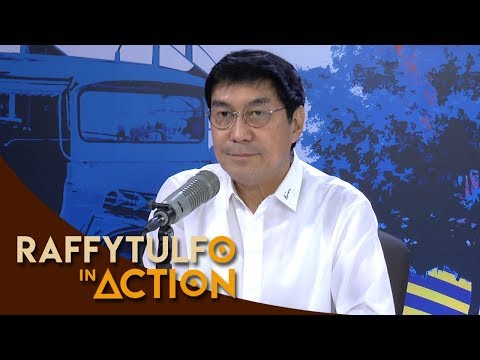 RAFFY TULFO, KINIKIKILAN NG P100 MILLION!