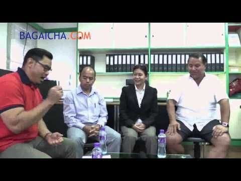 NRN HK Presidential candidates Interview.