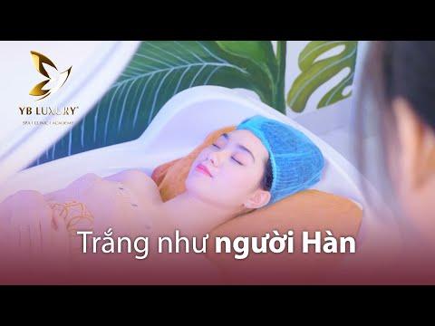 YB Luxury Spa - Công Nghệ Tắm Trắng Hàn Quốc