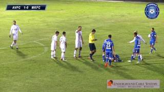 Highlights Avondale Fc VS Melbourne Knights Up to 4K