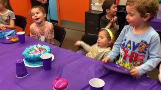 Nikayla's 4th Birthday