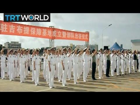 China's Base In Djibouti
