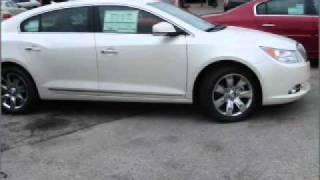 2011 Buick LaCrosse - Muskegon MI