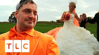 Gypsy Meets His Gorger Bride For The First Time At The Altar | Gypsy Brides US