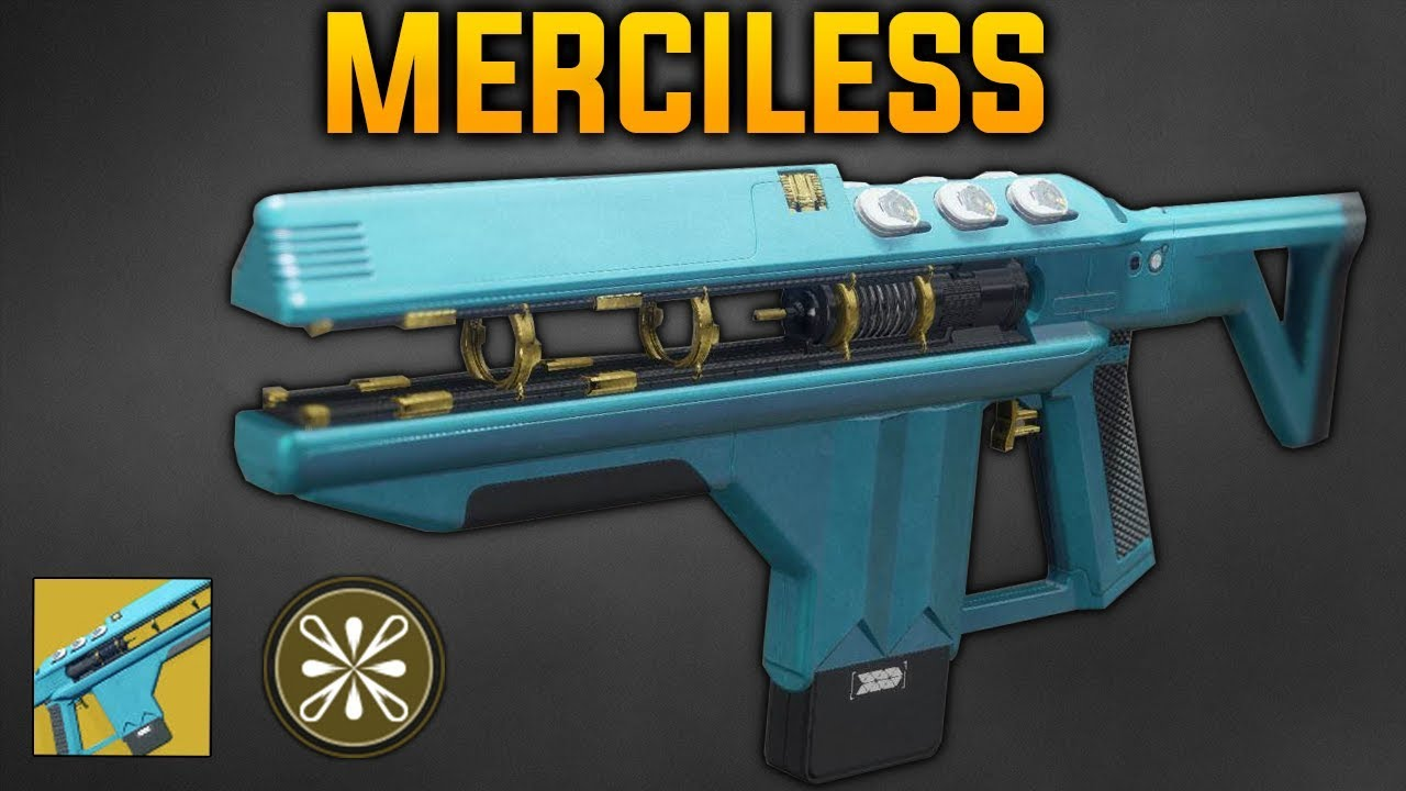 The KILL CLIP Fusion Rifle: Merciless Fusion - ZkMushroom