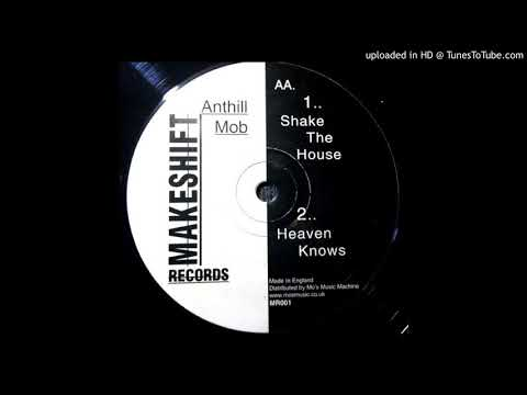 Anthill Mob - Shake The House (Makeshift Records - MR001)