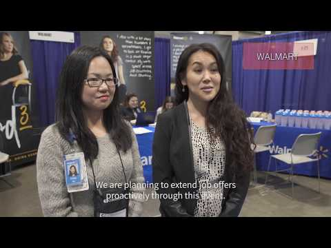 Boston Career Forum Official Video for Exhibitor