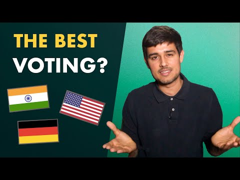 Which Countrys Voting System is Best? |  Explained by Dhruv Rathee