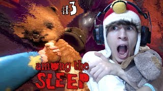 TEDDY... NOOOOOOOO!! ç__ç - Among The Sleep [FINALE] - #3