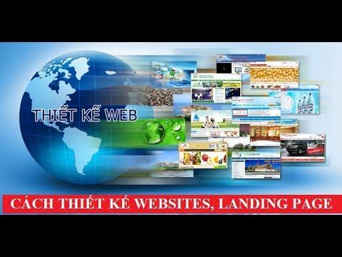 Bài 5 : Hướng Dẫn Thiết Kế Website để Quảng Cáo Bất động Sản [Đào Tạo Bất Động Sản]