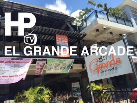 El Grande Arcade BF Homes Sucat Paranaque by HourPhilippines.com