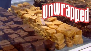 Watch How FUDGE is Made (from Unwrapped) | Food Network