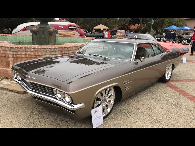 The Famous Imposter By Chip Foose with Steve Mank Interview (Show #910)