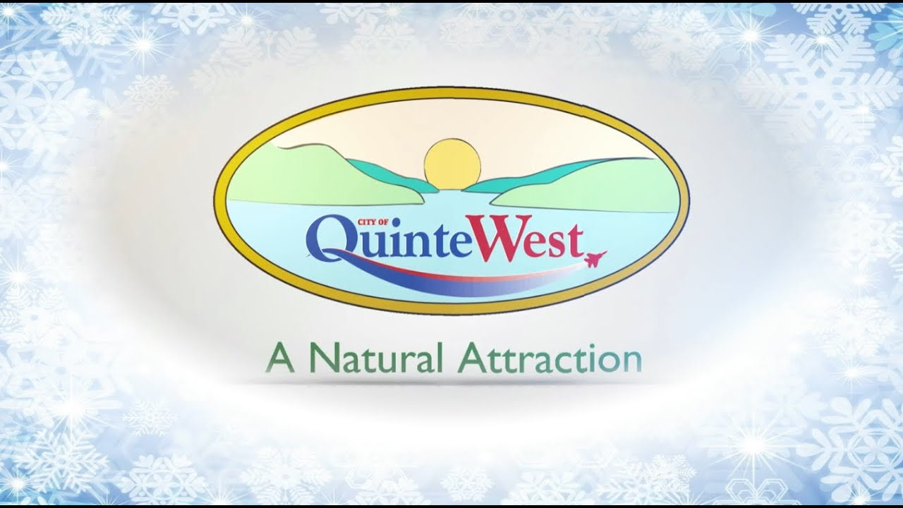 Quinte West Holiday Montage Seasons Greetings For 2015 Youtube