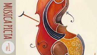 Musica Picta #1- A. Dvorak, Serenade Tempo di Valse