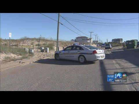 Police: Man pulled from water in Va. Beach dies