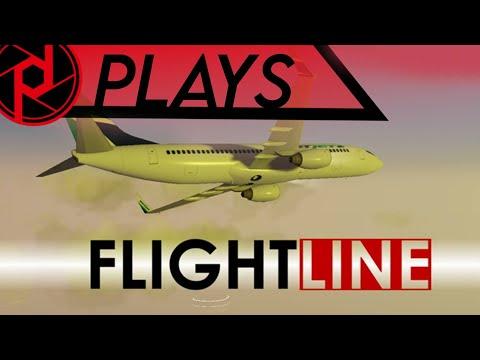 Lets Play Roblox Flightline