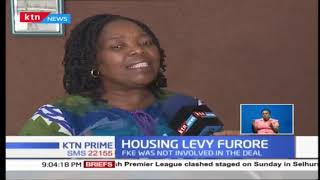 Housing levy angers Kenyans as Jubilee government seeks 1.5% of employees' income